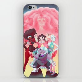 We are the Crystal Gems iPhone Skin