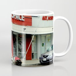 Not So Active Parking Space Coffee Mug