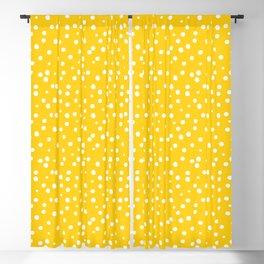 Sunshine polka dots Blackout Curtain