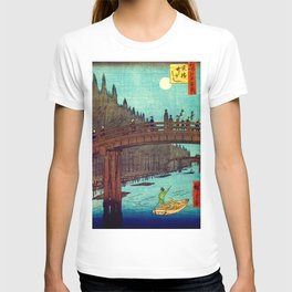 Beautiful Evening Across The Bridge T-shirt