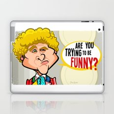 Trying to Be Funny? Laptop & iPad Skin
