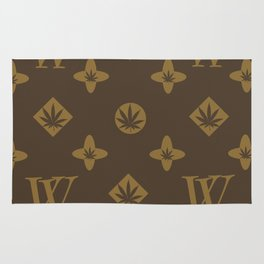 Weed Couture Rug