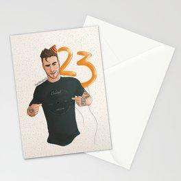 Li's 23rd Stationery Cards