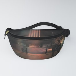 City collage Fanny Pack