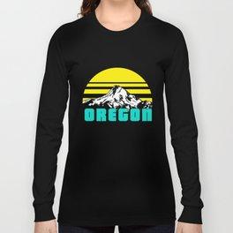 Oregon 1975 Long Sleeve T-shirt