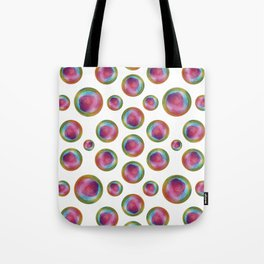 Circle Back Tote Bag