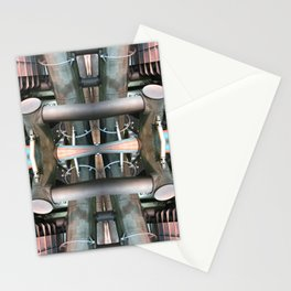 INFRASTRUCTURE NUMBER ONE Stationery Cards