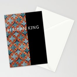 African King Stationery Cards