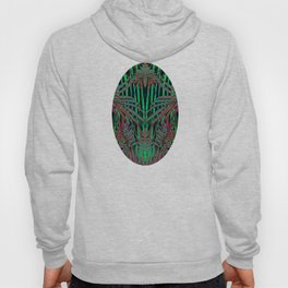 With the Heat of the Jungle, Comes the Cool of the Night Hoody