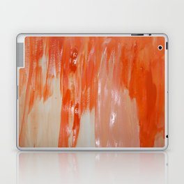 Tangerine Fondue Laptop & iPad Skin