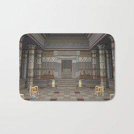 Ancient Egyptian Hall Bath Mat