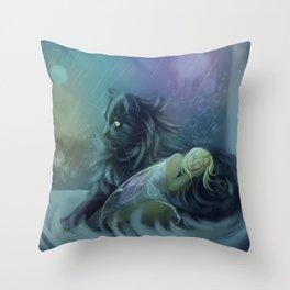 Sleep Tight Throw Pillow