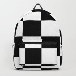 checker Backpack