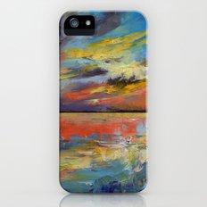 Key West Florida Sunset Slim Case iPhone (5, 5s)