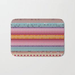 knitting pattern Bath Mat