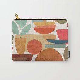 Modern Abstract Art 78 Carry-All Pouch