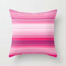 Easy Stripes Throw Pillow