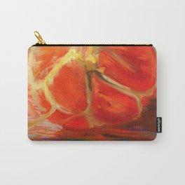 Satsuma orange segments Carry-All Pouch