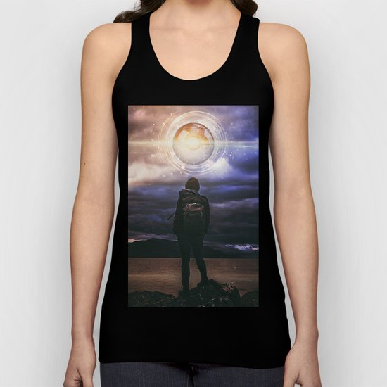 The Real Test Unisex Tank Top