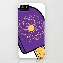mandala popsicle iPhone Case