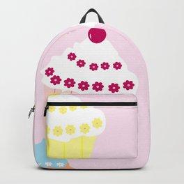 I Love Cupcakes Backpack