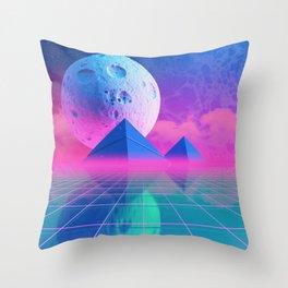 Hitzone '84 Throw Pillow