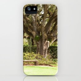 Place of Rest iPhone Case