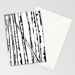 Nature's Barcode Stationery Cards