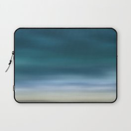Dreamscape #7 blue-green Laptop Sleeve