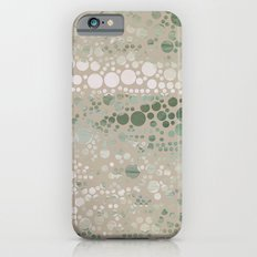 Sea Glass -- Abstract  Slim Case iPhone 6s