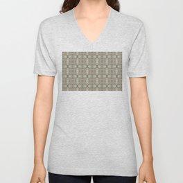 Pattern #2 Unisex V-Neck