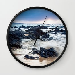 Keawakapu Kahaulani Dew Of Heaven Maui Hawaii Wall Clock