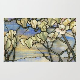 Louis Comfort Tiffany - Decorative stained glass 5. Rug
