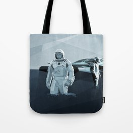 Interstellar Tote Bag