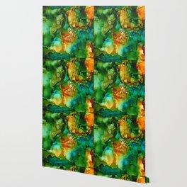 Emerald Impressions Wallpaper