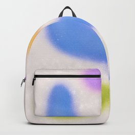 Colorful Harmony (Abstract Art) Backpack