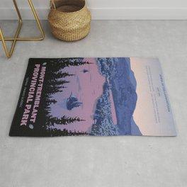Mont-Tremblant Provincial Park Rug