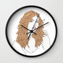 Clary Wall Clock