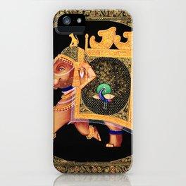 Hindu Ganesha Ganapati Vinayaka iPhone Case