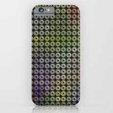colored tiles iPhone 6s Slim Case