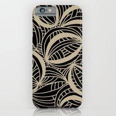 doodle hoops v2 iPhone 6s Slim Case