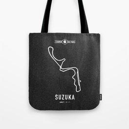 Suzuka Circuit Tote Bag