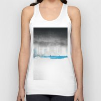 the strokes Tank Tops featuring Strokes by Dhruv Seth