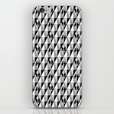 Lovely Dog Is Around You iPhone & iPod Skin