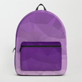 Purple Ombre - Flipped Backpack