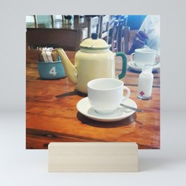 Tea pot Mini Art Print