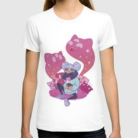 pastel goth T-shirts featuring Pastel Tea by LaRi