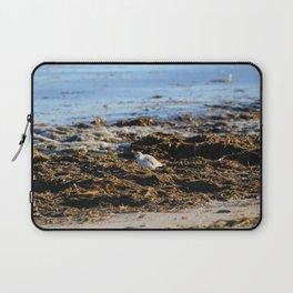 At the beach 8 Laptop Sleeve