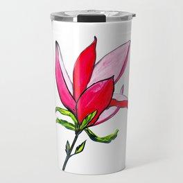 Magnolia the Anarchist Travel Mug
