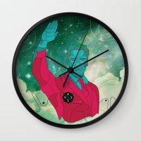 arnold Wall Clocks featuring Arnold Schwarzenegger HI-5 by Ales